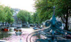 canalele Amsterdamului
