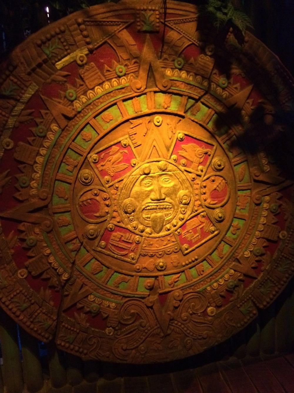 Aztec Jungle Cadbury World