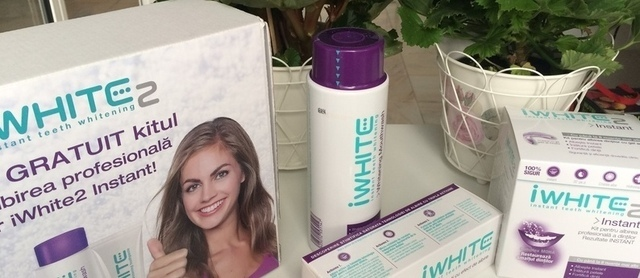 iWhite 2 – zâmbet mai alb cu până la 8 nuanțe?