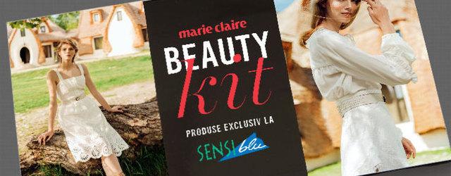 Beauty kitul de la Marie Claire