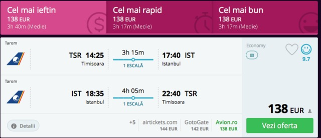 timisoara-istanbul