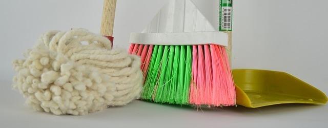 M-am săturat … să fac curățenie!