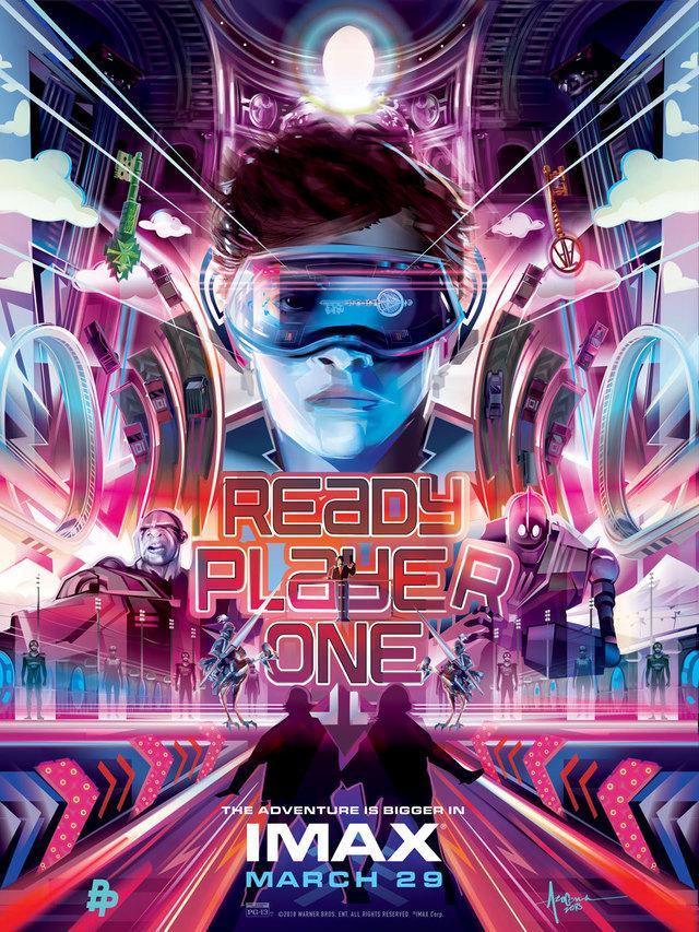 Ready Player One: Să înceapă jocul 2018