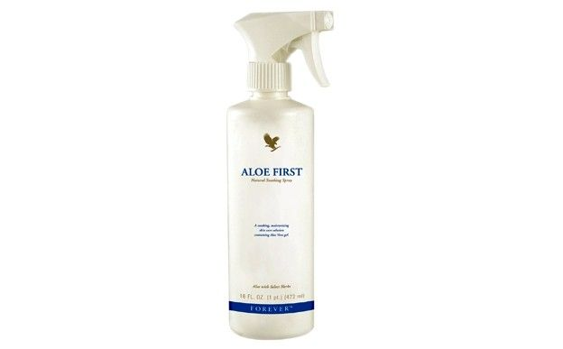 spray Aloe First
