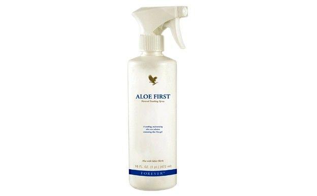 spray Aloe First