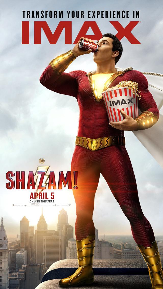 Shazam! film