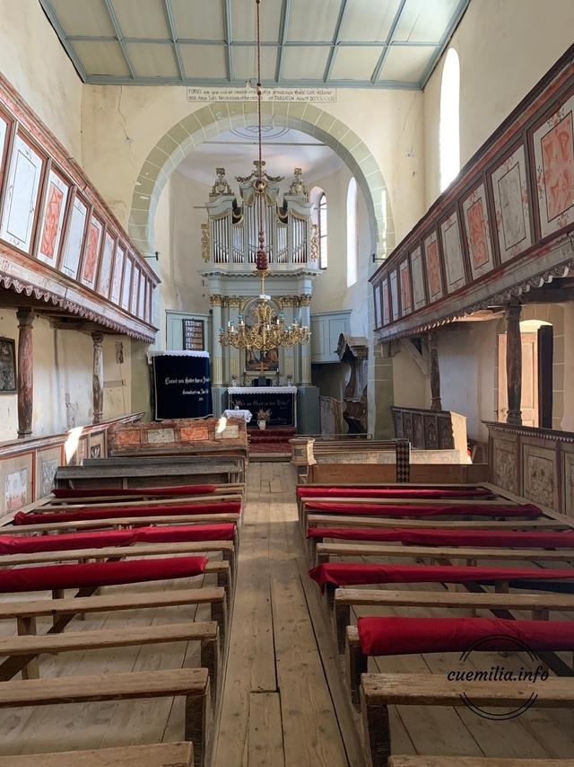 Biserica Evanghelica Fortificata Viscri