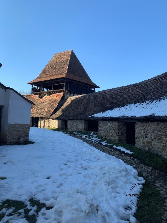 Biserica Fortificata Viscri