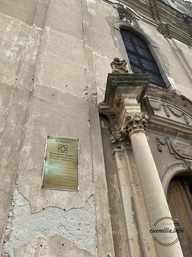 Biserica Armeana Dumbraveni