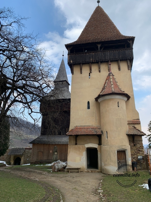 Turnul Mausoleum Biserica Fortificata Biertan