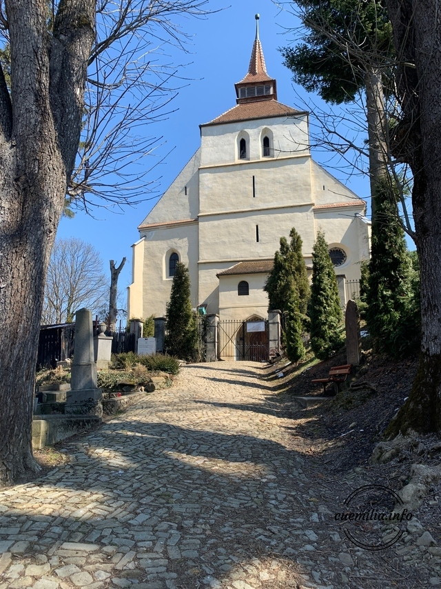 BIserica Evanghelica din Deal Sighisoara